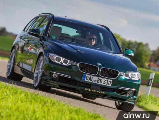 Каталог запасных частей BMW Alpina 3 series VI (F30) Универсал 5 дв.