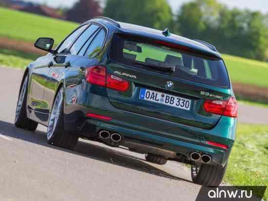 Программа диагностики BMW Alpina 3 series VI (F30) Универсал 5 дв.
