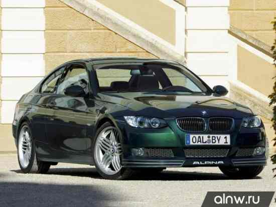 BMW Alpina 3 series V (E90) Купе