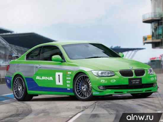 Каталог запасных частей BMW Alpina 3 series V (E90) Купе