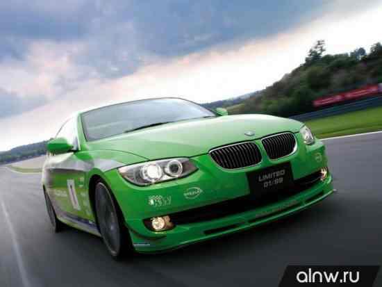 Программа диагностики BMW Alpina 3 series V (E90) Купе