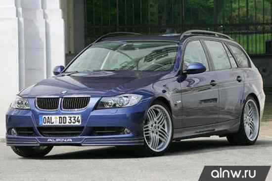 BMW Alpina 3 series V (E90) Универсал 5 дв.