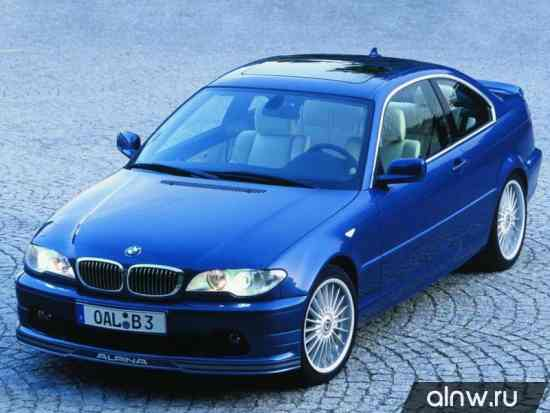 BMW Alpina 3 series IV (E46) Купе