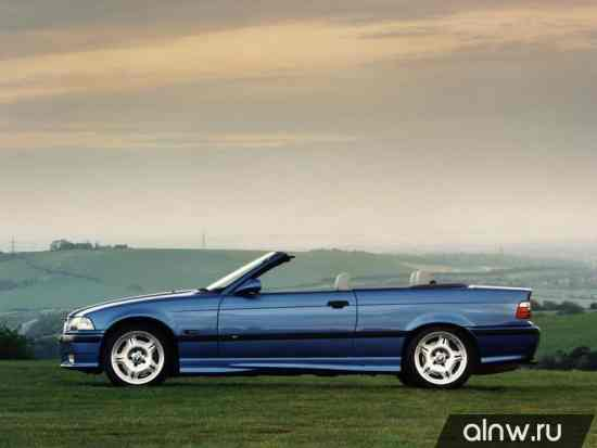 BMW Alpina 3 series III (E36) Кабриолет
