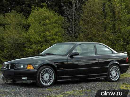 Инструкция по эксплуатации BMW Alpina 3 series III (E36) Купе