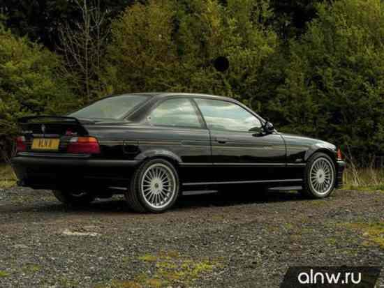 Каталог запасных частей BMW Alpina 3 series III (E36) Купе