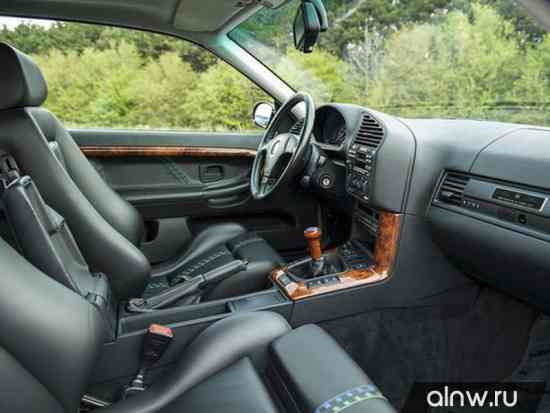 Программа диагностики BMW Alpina 3 series III (E36) Купе