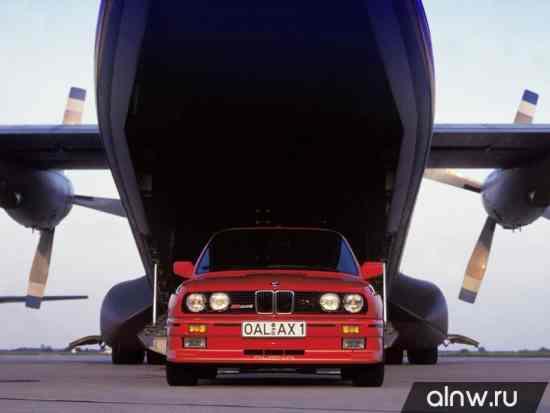 Инструкция по эксплуатации BMW Alpina 3 series II (E30) Седан