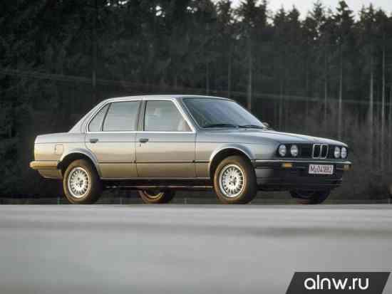 Каталог запасных частей BMW Alpina 3 series II (E30) Седан