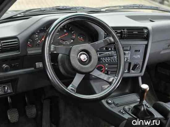 Каталог запасных частей BMW Alpina 3 series II (E30) Купе