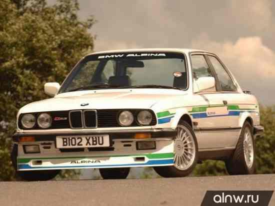 Программа диагностики BMW Alpina 3 series II (E30) Купе