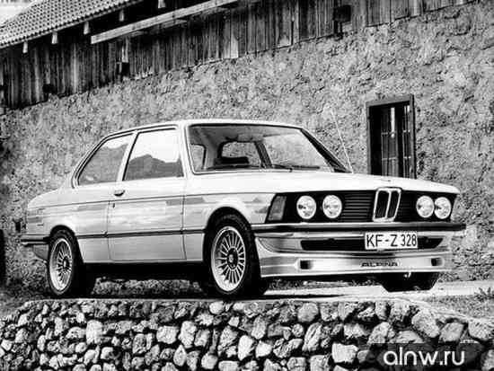 BMW Alpina 3 series I (E21) Седан