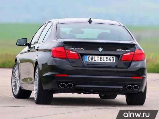 Программа диагностики BMW Alpina 5 series VI (F10/11) Седан