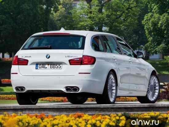 Инструкция по эксплуатации BMW Alpina 5 series VI (F10/11) Универсал 5 дв.