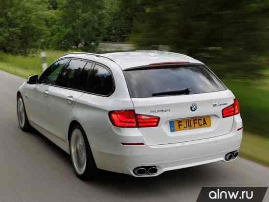 Каталог запасных частей BMW Alpina 5 series VI (F10/11) Универсал 5 дв.
