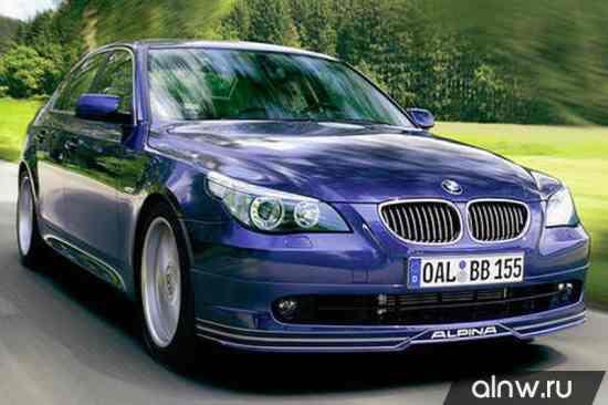 BMW Alpina 5 series V (E60/61) Седан