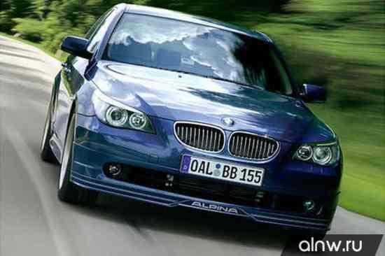Инструкция по эксплуатации BMW Alpina 5 series V (E60/61) Седан