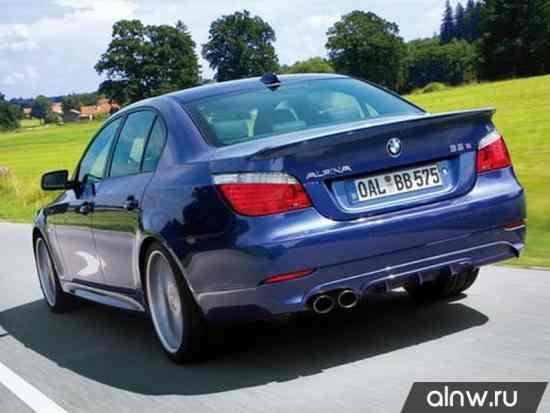Каталог запасных частей BMW Alpina 5 series V (E60/61) Седан