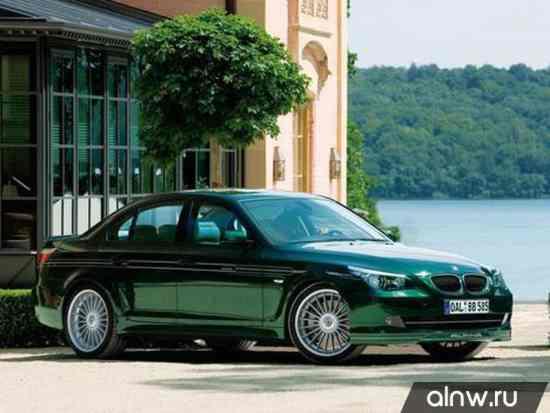 Программа диагностики BMW Alpina 5 series V (E60/61) Седан