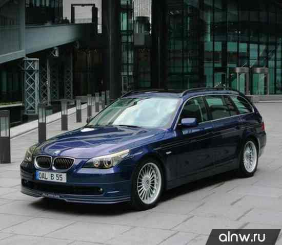 BMW Alpina 5 series V (E60/61) Универсал 5 дв.