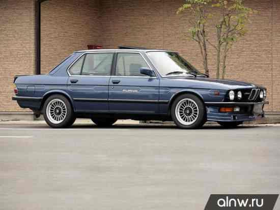 Руководство по ремонту BMW Alpina 5 series II (E28) Седан