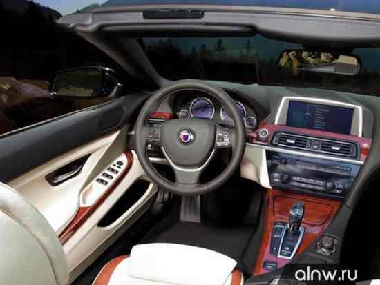 Программа диагностики BMW Alpina 6 series III (F12/F13) Кабриолет