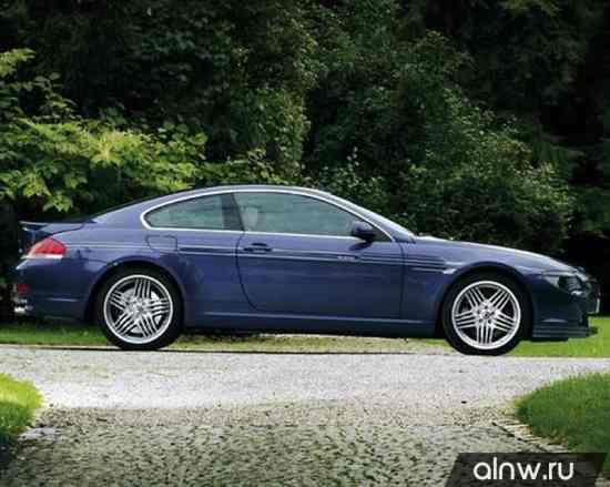 Программа диагностики BMW Alpina 6 series II (E63/64) Купе