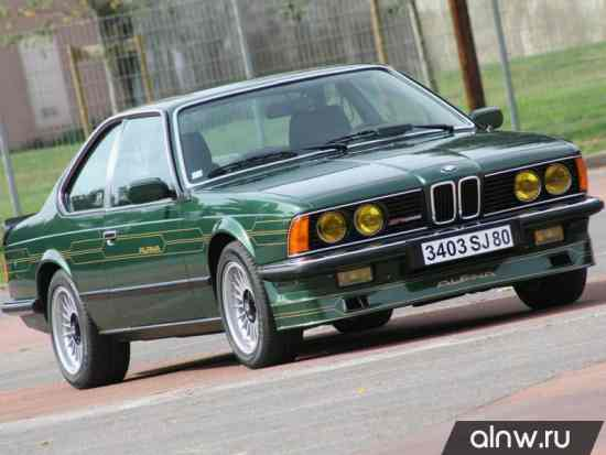 BMW Alpina 6 series I (E24) Купе