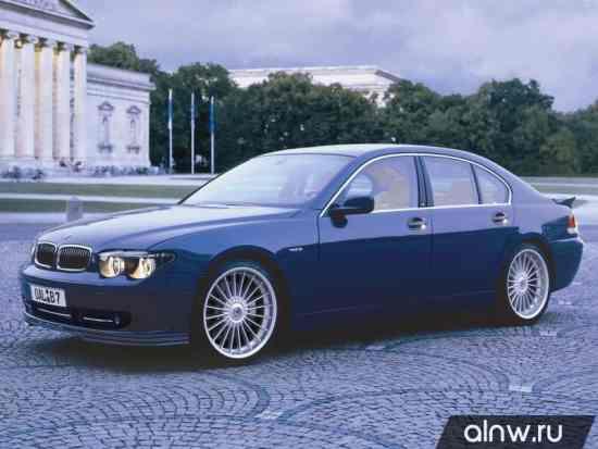 BMW Alpina 7 series IV (E65/66) Седан