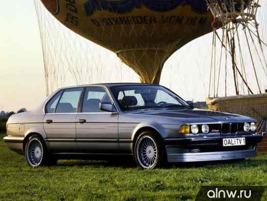 BMW Alpina 7 series II (E32) Седан