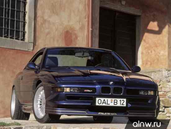 Инструкция по эксплуатации BMW Alpina 8 series E31 Купе