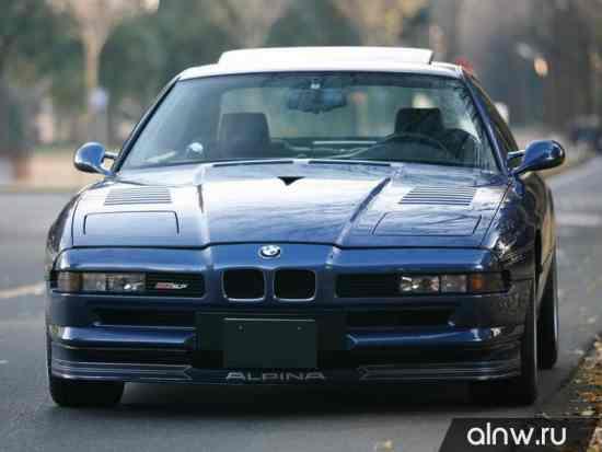 Каталог запасных частей BMW Alpina 8 series E31 Купе