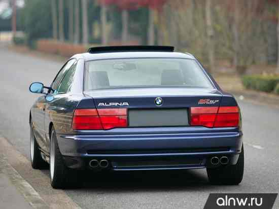 Программа диагностики BMW Alpina 8 series E31 Купе