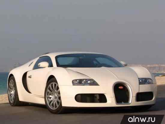 Руководство по ремонту Bugatti EB 16.4 Veyron  Купе