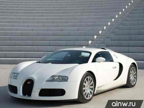 Инструкция по эксплуатации Bugatti EB 16.4 Veyron  Купе