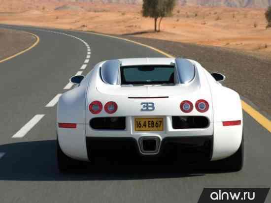 Каталог запасных частей Bugatti EB 16.4 Veyron  Купе