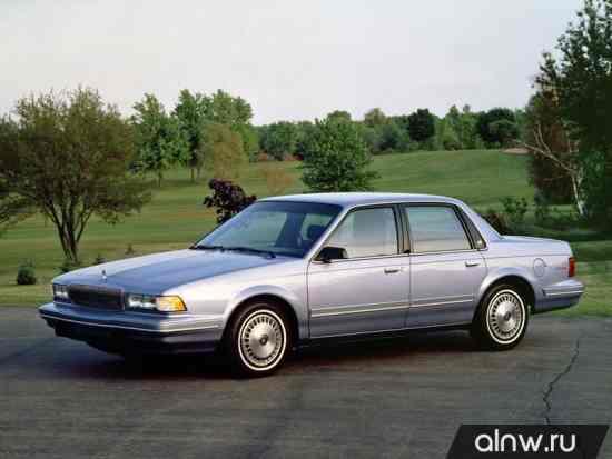 Buick Century V Седан