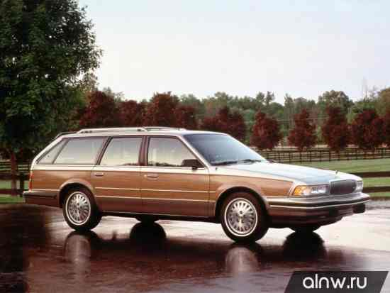 Руководство по ремонту Buick Century V Универсал 5 дв.