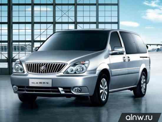 Руководство по ремонту Buick GL8 II Минивэн
