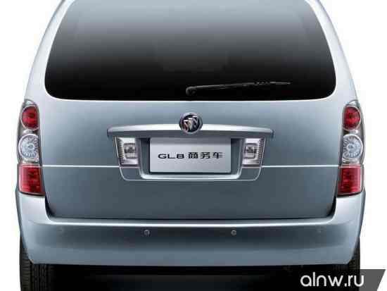Каталог запасных частей Buick GL8 II Минивэн