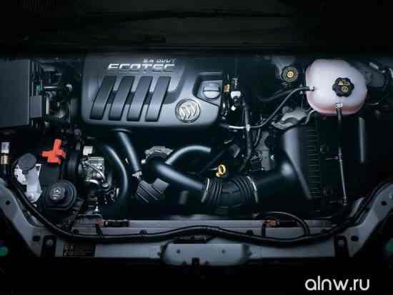 Программа диагностики Buick GL8 II Минивэн