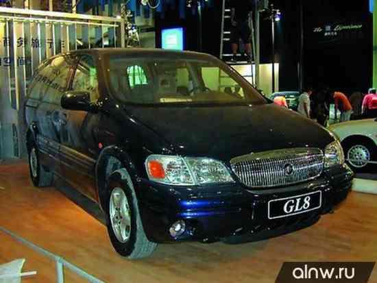 Buick GL8 I Минивэн
