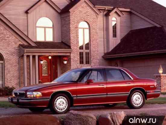 Руководство по ремонту Buick LeSabre VII Седан