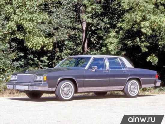 Buick LeSabre V Седан