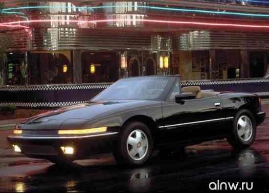 Buick Reatta  Кабриолет