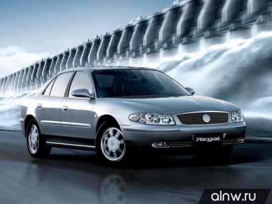 Каталог запасных частей Buick Regal IV Седан