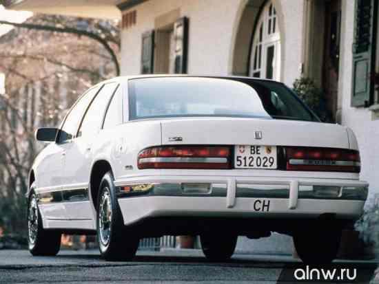 Инструкция по эксплуатации Buick Regal III Седан
