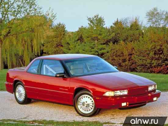 Buick Regal III Купе