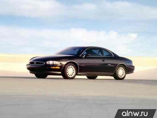 Инструкция по эксплуатации Buick Riviera VIII Купе
