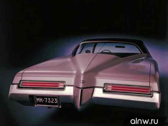 Инструкция по эксплуатации Buick Riviera III Купе